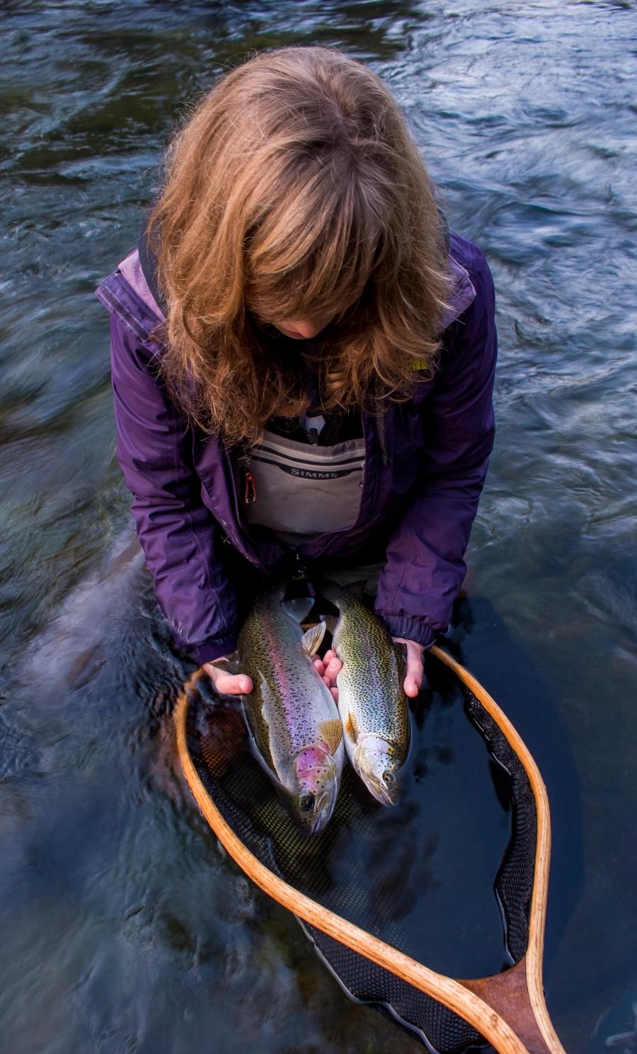 double trout